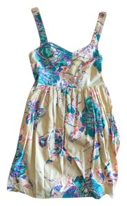 Urban Outfitters short dress Muilticolor on Tradesy