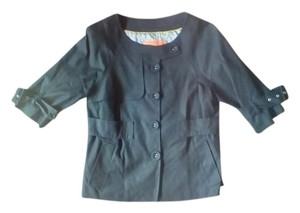 Cynthia Steffe Black Jacket