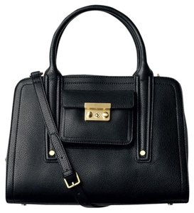 3.1 Phillip Lim Target Pashli Crossbody Satchel in Black, Gold