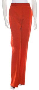 Cline Wide Leg Pants Red