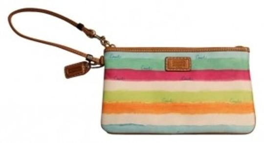 Preload https://item5.tradesy.com/images/coach-f41194-multi-color-leather-and-fabric-clutch-177964-0-0.jpg?width=440&height=440