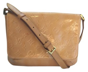 Louis Vuitton Vernis Monogram Thompson Shoulder Bag