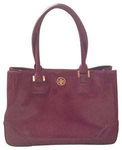 Tory Burch Satchel in Raspberry