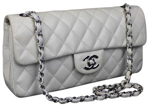 Chanel East West 2.55 Flap Shoulder Bag