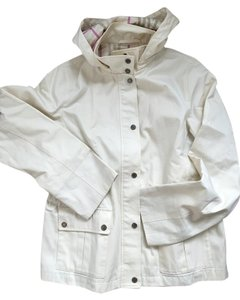 Burberry London Spring White Jacket