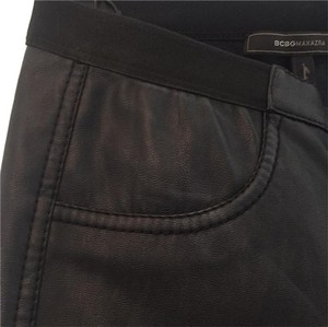 BCBGMAXAZRIA Straight Pants Black