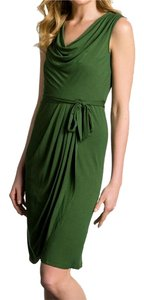 BCBGMAXAZRIA short dress Wrap on Tradesy