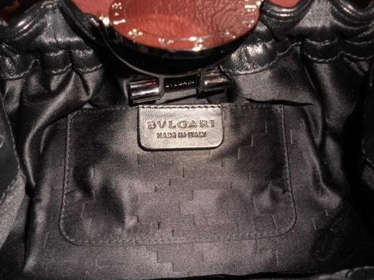 BVLGARI Satchel in Black