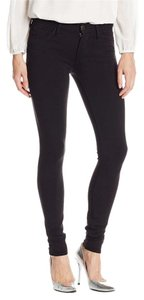 True Religion Ponte Halle Skinny Pants Black