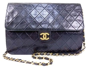 Chanel Flap Crossbody Single Flap Shoulder Bag