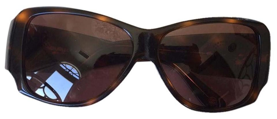 14e5fcf294d1 Chanel Brown Sunglasses - Tradesy