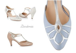 Gardenia Wedding Shoes