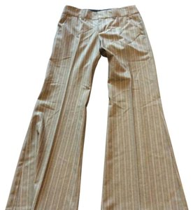Billy Blues Flare Pants Tan