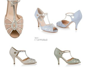 Mimosa Wedding Shoes