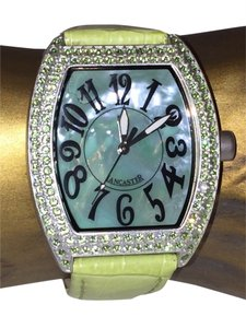 Lancaster Lancaster Jeweled Case Watch