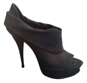Elizabeth and James Black Platforms