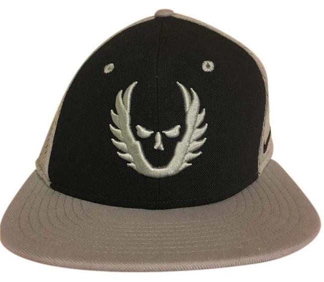 Item - Gray and Black Oregon Project Hat