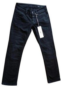 CLOSED Capri/Cropped Denim-Dark Rinse