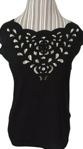 Miss Selfridge Top Black