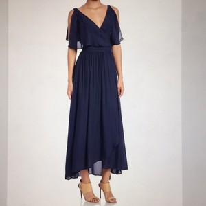 Free People Midnight Blue Dress