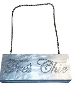 Kate Landry Marble Clutch