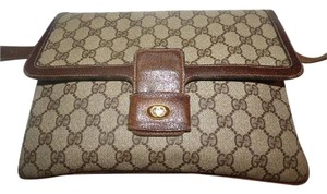 Gucci Rare Style Early Satchel in shades of brown