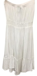 Divided by H&M short dress White on Tradesy