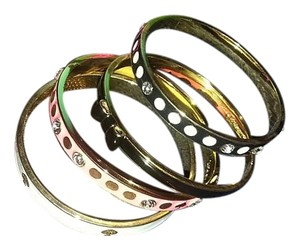 Kate Spade Set of Four Bangles