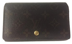 Louis Vuitton Vintage Louis Vuitton Monogram Wallet