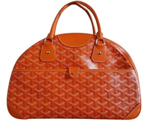 Goyard Dust Lock Hobo Bag