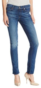 7 For All Mankind Tailored Straight Leg Jeans-Light Wash