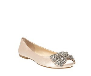 Betsey Johnson Champagne Ever Size US 8.5