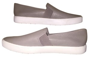 Vince Sneaker Comfort Leather gray Flats