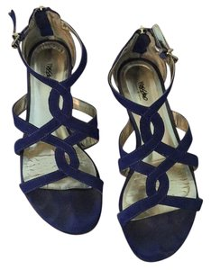 Mossimo Supply Co. Blue Sandals