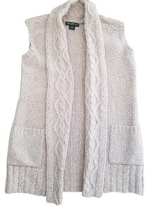 Eddie Bauer Vest Cozy Sweater