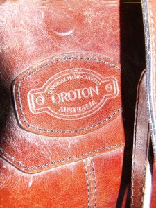 Oroton Vintage Shoulder Bag