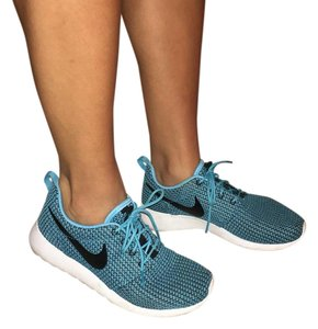 Nike Running Sneakers Flyknit Blue Athletic