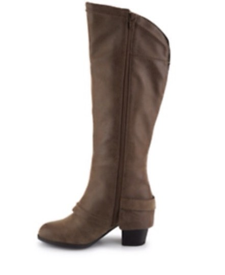 Fergalicious by Fergie Brown Boots Image 3
