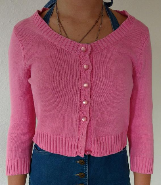 Betsey Johnson Marilyn Cardigan Sweater
