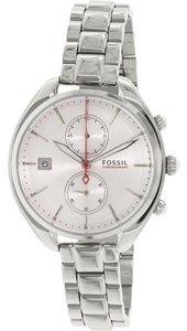 Fossil Fossil Land Racer CH2975 Silver Stainless Chronograph Womens Watch