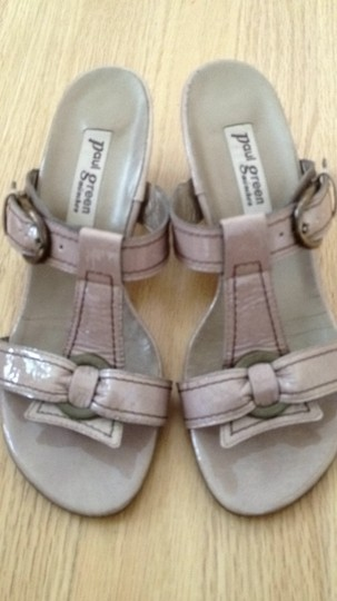 Paul Green taupe Sandals