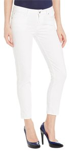 7 For All Mankind Capri/Cropped Denim-Light Wash