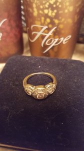 Hoff Engagement Ring 1 Carat Total