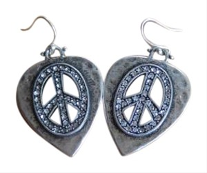 Macy's Woodstock Earrings