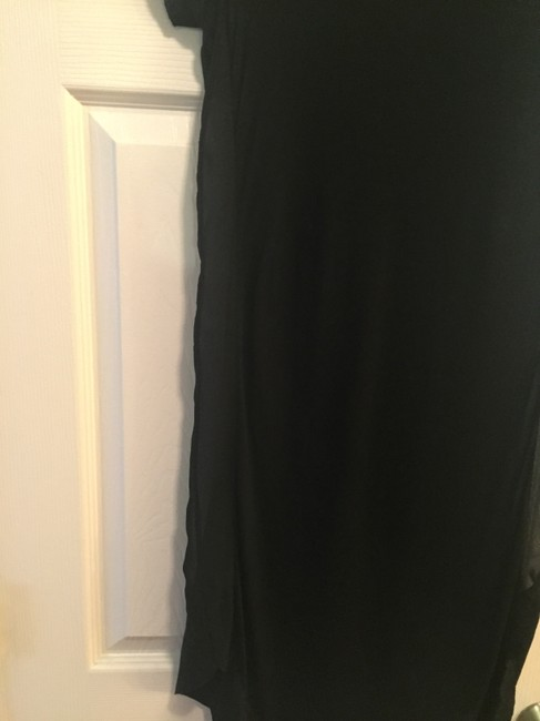 AllSaints short dress Black on Tradesy