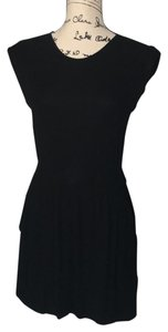 Theory short dress Black on Tradesy