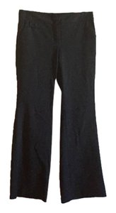 INC International Concepts Business Interview Flare Trouser Pants black