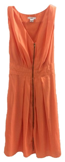 Preload https://img-static.tradesy.com/item/17809225/bar-iii-orange-euc-women-s-macys-gold-zipper-above-knee-short-casual-dress-size-2-xs-0-2-650-650.jpg