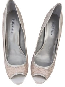 Kelly & Katie Nude Pumps