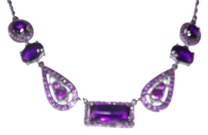 Avon Beautiful Purple Necklace